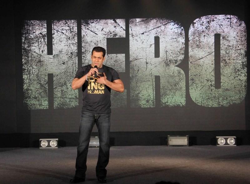 Salman Khan,Sooraj Pancholi,Athiya Shetty,Hero Music Launch,Hero Audio Launch,Hero,Hero Music,Hero Audio
