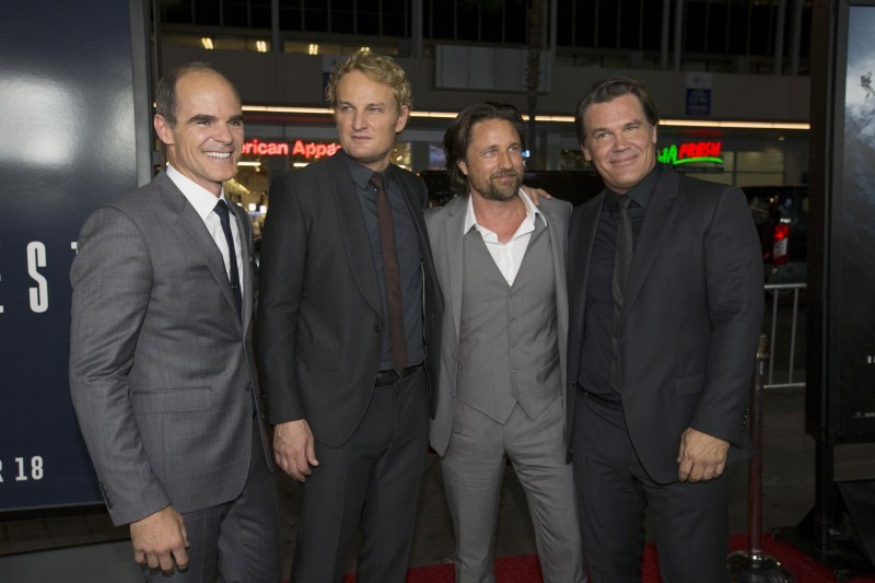 Everest,hollywood movie Everest,Everest Movie Premiere Show,Jason Clarke,Josh Brolin,Laura Dern,Jake Gyllenhaal,Michael Kelly,Martin Henderson,Everest Movie Premiere Show pics,Everest Movie Premiere Show images,Everest Movie Premiere Show photos,Everest M