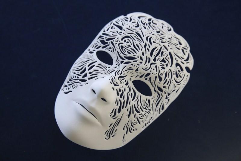 3D printing,3d paint,3D Printing Revolution,Special 3d paint,3D printed figure,3d art