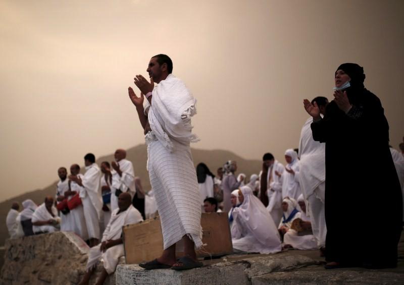 Hajj pilgrimage,Mecca's Grand Mosque,Mecca Mosque,bakrid,eid-al-adha,hajj,Mount Mercy,prayers in Arafat