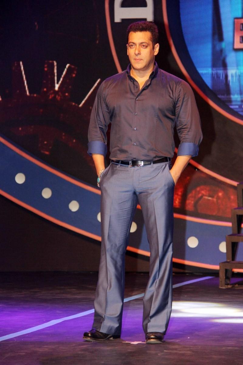 Salman Khan,Bigg Boss Double Trouble Press Conference,Bigg Boss,Bigg Boss 9,Bigg Boss season 9,actor Salman Khan,Bigg Boss Double Trouble