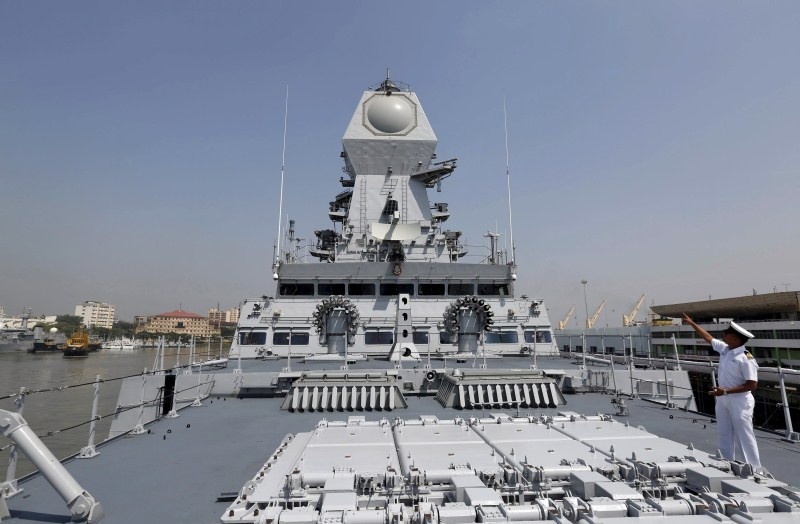 INS Kochi,India's largest-made warship,India's largest made warship,INS Kochi warship,warship,Indian Navy