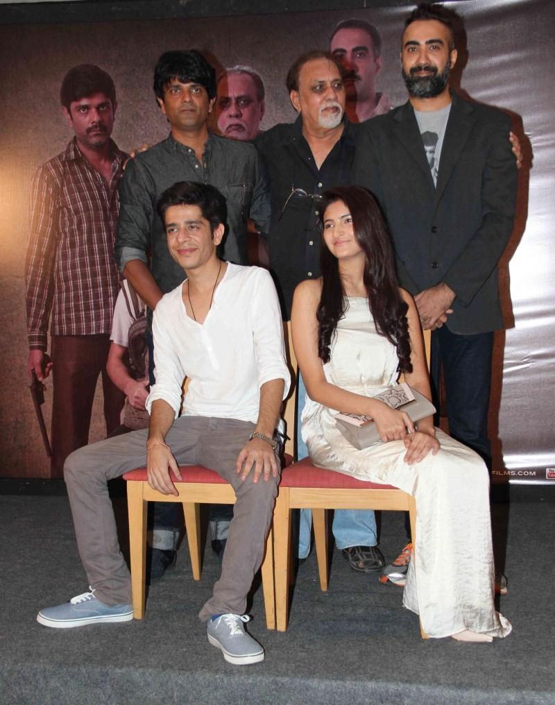 Titli Trailer Launch,Titli,bollywood movie Titli,Titli trailer,Dibakar Banerjee,Yash Raj Films,Yash Raj,Ranvir Shorey,Shashank Arora