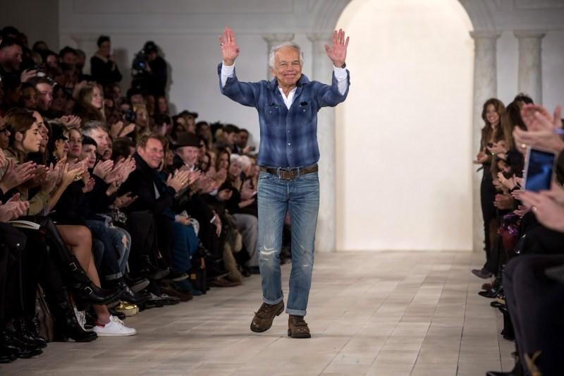 Ralph Lauren,Ralph Lauren steps down as CEO,Ralph Lauren steps down as company boss,Ralph Lauren Creator of Fashion Empire,Fashion Empire,American designer Ralph Lauren