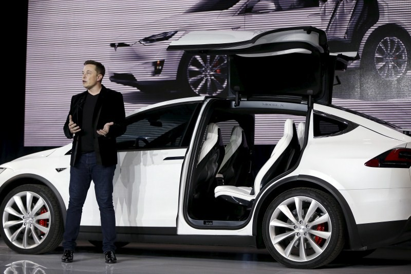 Tesla,Model X,Model X electric car,electric car,car,luxury carmakers,luxury car,sports car,First SUV,Tesla CEO Elon Musk,Elon Musk,Tesla Elon Musk,Tesla Motors
