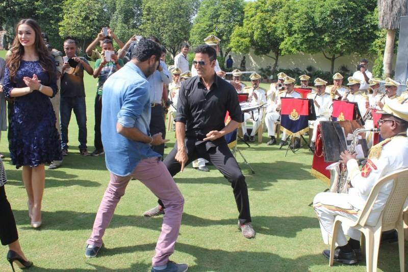 Akshay Kumar,Singh is Bliing,Singh is Bliing promotion,Singh is Bliing movie promotion,actor Akshay Kumar