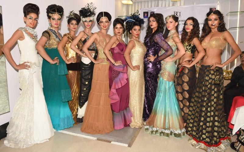 Bharat and Dorris Hair and Makeup Event,Bharat Hair and Makeup Event,Dorris Hair and Makeup Event,Fashion Show & Convocation Ceremony 2015,Fashion Show,Convocation Ceremony 2015,Rohit Verma,Aneel Murarka,Niharica Raizada,Shweta Khanduri,Ajaz Khan,Anja