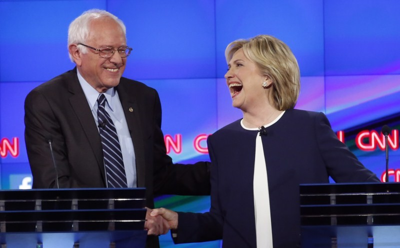 Democratic Presidential Debate,Jim Webb,Bernie Sanders,Hillary Clinton,Martin O'Malley,Democratic Presidential