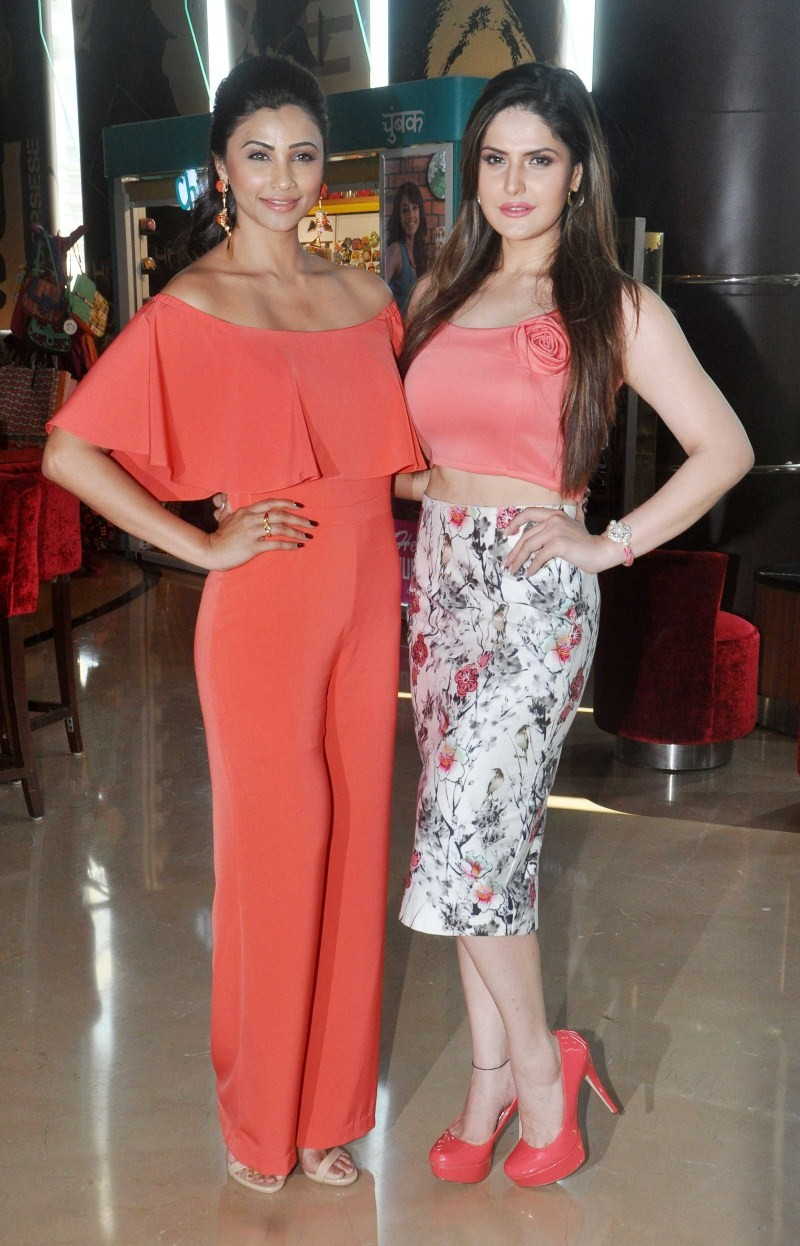 Hate Story 3 trailer launch,Hate Story 3 trailer,Hate Story 3,Zareen Khan,Karan Grover,Sharman Joshi,Hate Story 3 trailer launch pics,Hate Story 3 trailer launch images,Hate Story 3 trailer launch photos,Hate Story 3 trailer launch pictures,Hate Story 3 t