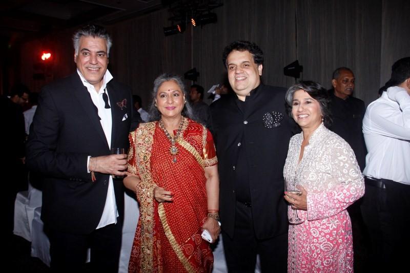 Mission Hazaar Campaign,Jaya Bachchan,Malavika Sangghvi,Aditi Deshmukh,Bindu,Rana Kapoor,Kalyani Chawla,Prasoon Joshietc,Mission Hazaar Campaign pics