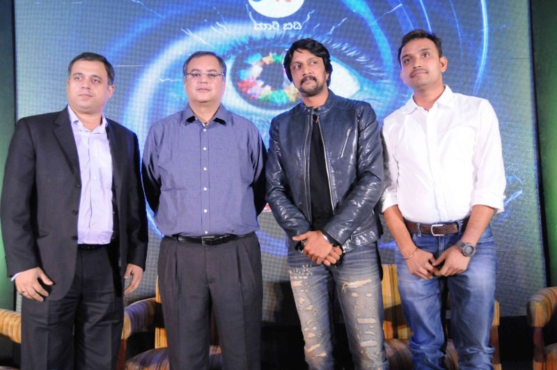 Sudeep,Bigg Boss Season 3,Bigg Boss Season 3 Press Meet,Bigg Boss Season 3 Press Meet pics,Bigg Boss Season 3 Press Meet images,Bigg Boss Season 3 Press Meet photos,Bigg Boss Season 3 Press Meet pictures,kicha sudeep