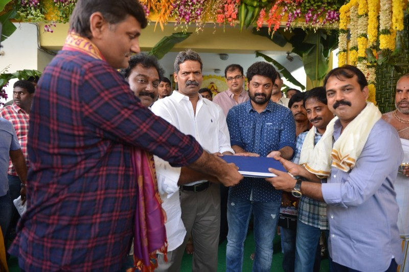 Jr NTR's 26th movie Janatha Garage Launched - Photos,Images