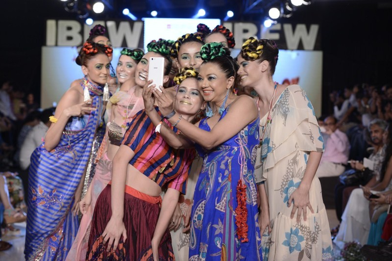 India Beach Fashion Week,India Beach Fashion Week 2015,Swayamvar collection,Swayamvar,Swayamvar fashion event,fashion event,fashion show