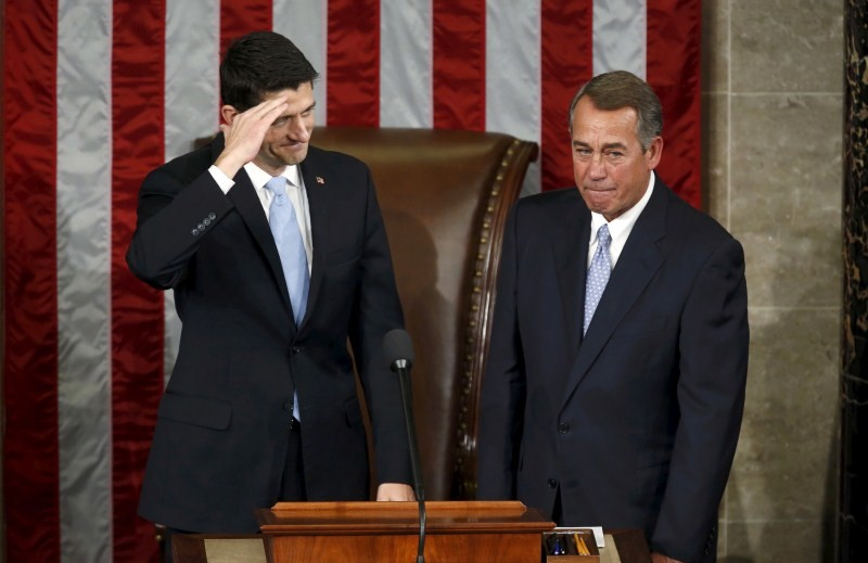 John Boehner,farewell to John Boehner,John Boehner Farewell,House Speaker John Boehner,Speaker John Boehner bids farewell,End of Speaker John Boehner