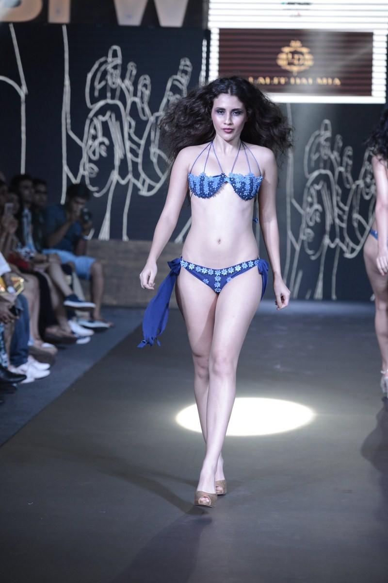 Gionee,Swim Wear,Swim Wear fashion,Bridal Wear,Bridal Wear Fashion,Bridal Wear Fashion Event,India Beach Fashion Week event,swim suit,bikinis,bikinis fashion