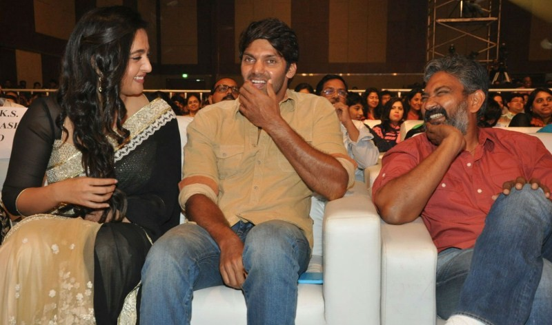 Size Zero audio launch,Size Zero,Anushka Shetty,Rajamouli,Rana Daggubati,Arya,Size Zero audio launch pics,Size Zero audio launch images,Size Zero audio launch photos,Size Zero audio launch stills,Size Zero audio launch pictures