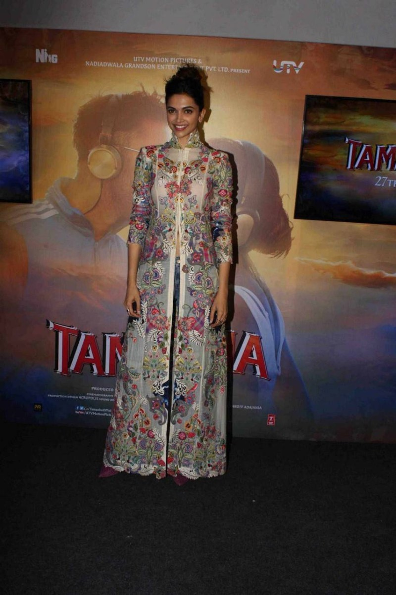 Deepika Padukone,Tamasha audio launch,Tamasha,Actress Deepika Padukone,Tamasha audio launch pics,Tamasha audio launch images,Tamasha audio launch photos,Tamasha audio launch stills,Tamasha audio launch pictures,Deepika Padukone at Tamasha audio launch pic