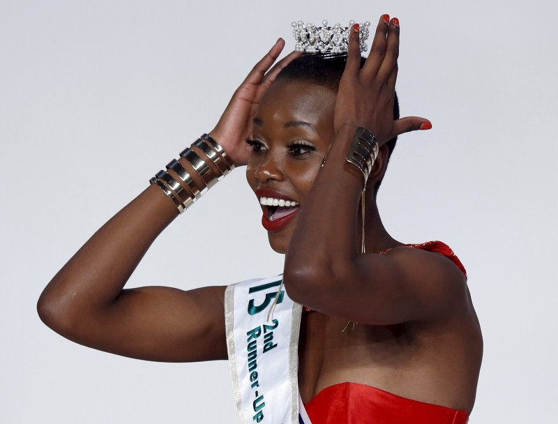 Trixie Maristela,Trixie Maristela crowned as Miss International Beauty,Miss International Beauty 2015,Miss International Beauty,International Beauty Pageant,Eunice Onyango
