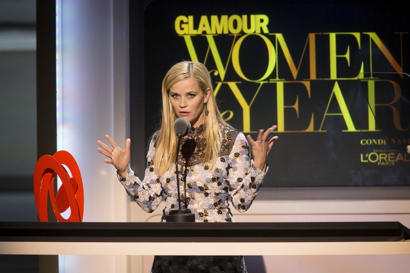 Serena Williams,Caitlyn Jenner,Reese Witherspoon,Glamour Women of the Year Awards 2015,Glamour Women of the Year Awards,celebs at Glamour Women of the Year Awards 2015,Glamour Women of the Year Awards 2015 pics,Glamour Women of the Year Awards 2015 images