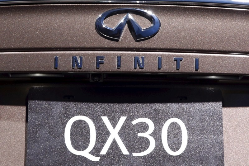 New Infiniti QX30,Infiniti QX30,QX30,Los Angeles Motor Show,LS Motor Show,Los Angeles Motor Show 2015,Infiniti QX30 is unveiled,2017 Infiniti QX30