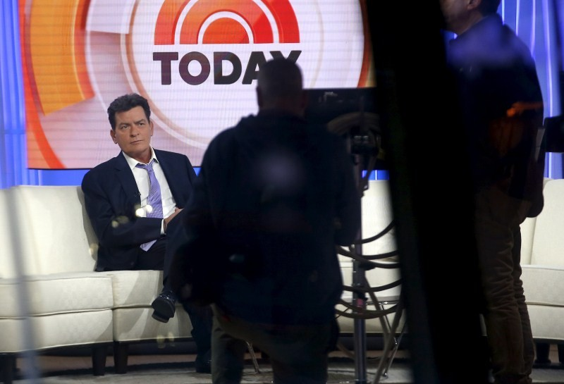 Charlie Sheen,Charlie Sheen HIV,Charlie Sheen Today interview,CHarlie Sheen AIDS,Charlie Sheen HIV-positive,Two and A Half Men