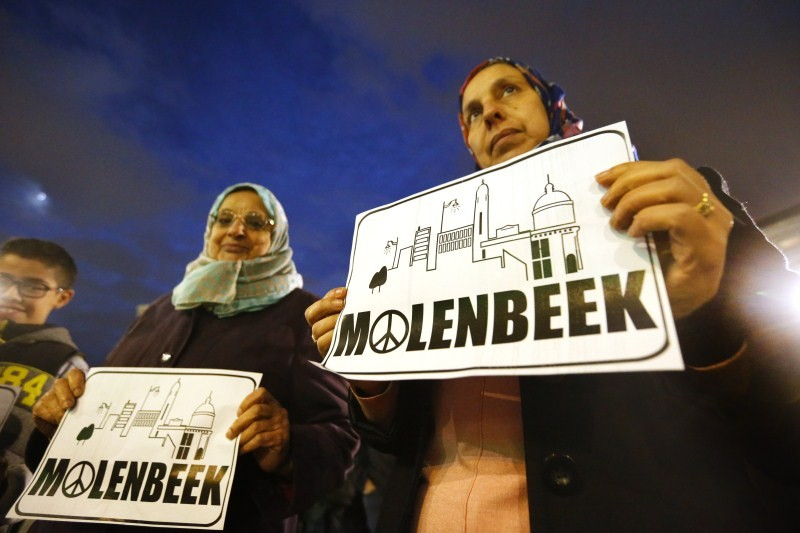 Molenbeek,Paris attackers,Paris attack,Molenbeek district,Brussels,Islamic State