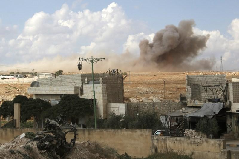 Russia's bombing campaign in Syria,Russia bombing in Syria,bombing in Syria,Russian jets,Paris attacks,Russian military,Syrian Civil War,Civil War