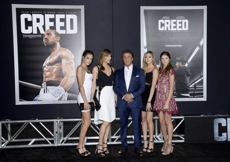 Creed premiere show,Creed,Sterling Brim,Janelle Monae,Tessa Thompson