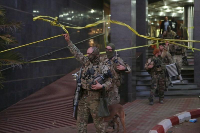Gunmen attack in Mali,Gunmen attack,Mali Gunmen attack,Bamako,Bamako Gunmen attack,hostage,170 people hostage