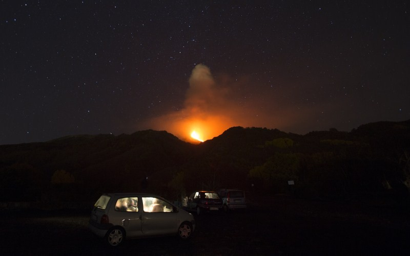 Italy's Mount Etna erupted,Mount Etna erupted,Mount Etna,volcano