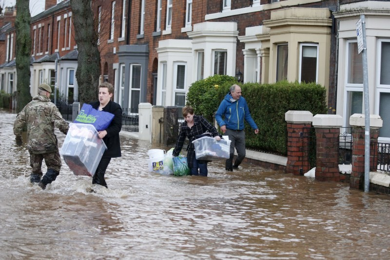 Storm Desmond hits Britain,floods in Britain,Britain floods,Britain heavy rain,Storm Desmond