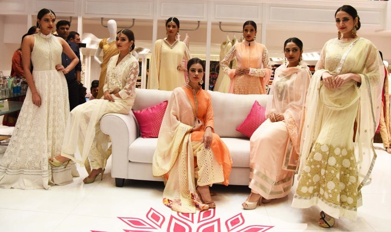 Jashn New Collections,Jashn Store Launch,fashion event,fashion show,Indian wear fashion brand