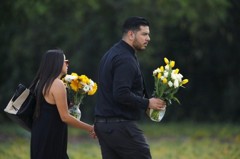 First funeral of San Bernardino victim,funeral of San Bernardino victim,San Bernardino massacre victim,San Bernardino victim,First funeral of San Bernardino massacre victim