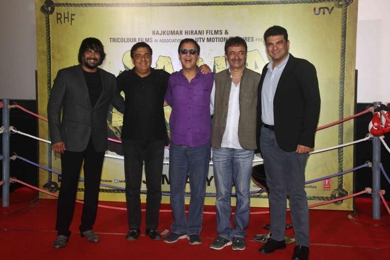 Saala Khadoos Trailer Launch,Saala Khadoos Trailer,Saala Khadoos,Madhavan,Rajkumar Hirani
