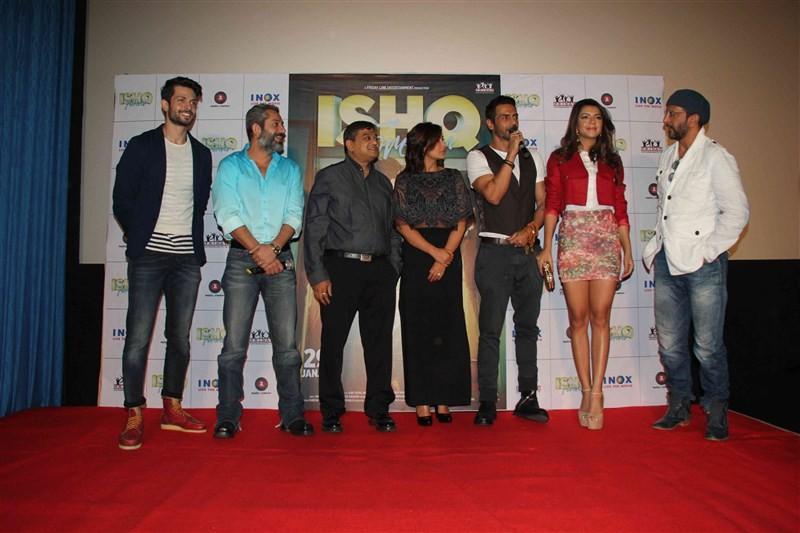Arjun Rampal,Ishq Forever,Ishq Forever trailer launch,Ishq Forever trailer,Krishna Chaturvedi,Ruhi Singh