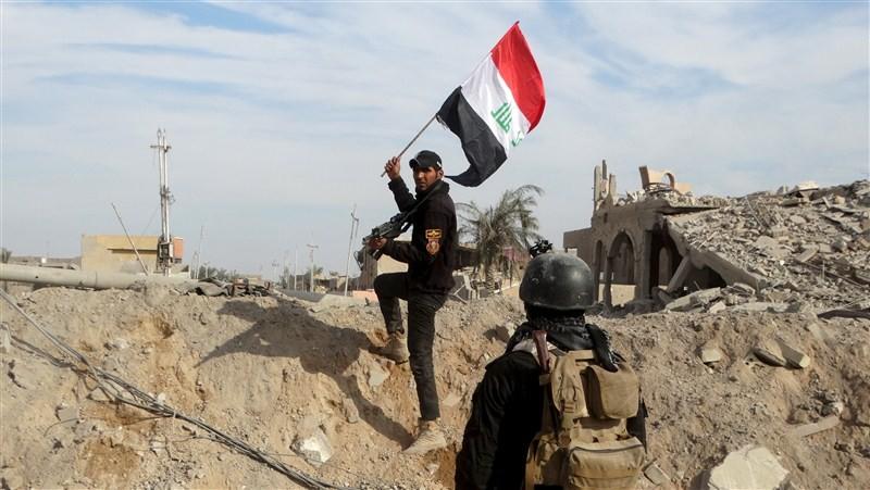 Ramadi liberated from Islamic State,Ramadi,Islamic State,Iraq,Iraq flies flag,iraq victory,ISIS,ISIS loses