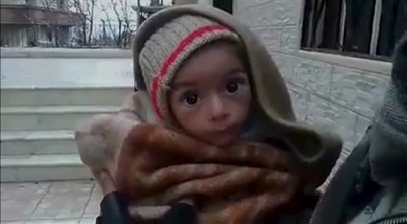 Syria's humanitarian crisis,Syria,humanitarian crisis,syrian refugees,Civilians face starvation
