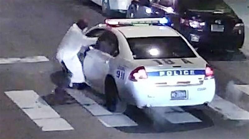 Philadelphia,Philadelphia police,West Philadelphia,Police shooting,Police officer shot,Philadelphia police officer shot,injured in car,in the name of Islam,Gunman ambushes Philadelphia cop,Gunman ambushes cop