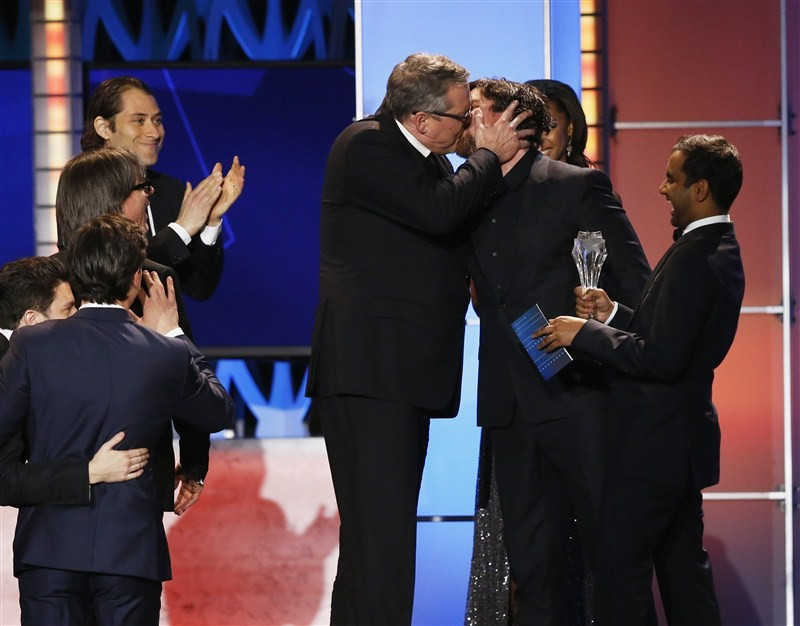Critics' Choice Awards,Critics' Choice Awards 2016,Sylvester Stallone,Carrie Coon,21st Annual Critics' Choice Awards,Critics Choice Awards 2016,Critics Choice Awards