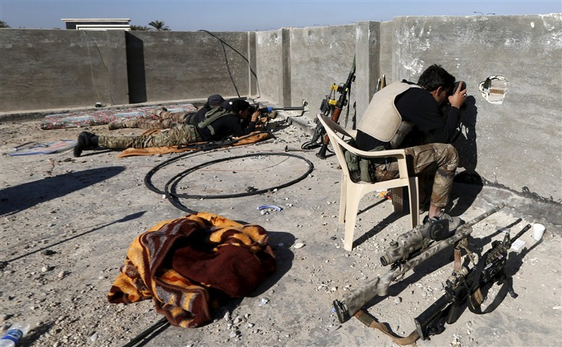 Ramadi's scorched earth,Ramadi,Iraq,ISIS,scorched-earth
