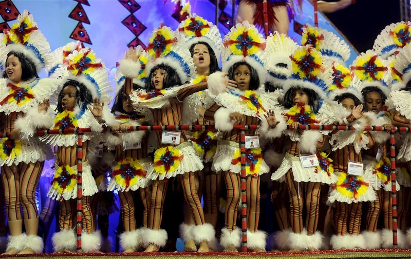Hundreds and thousands of visitors head for the Carnival in Sao Paulo every year, not just to party but also to experience true Afro-Brazilian culture.
