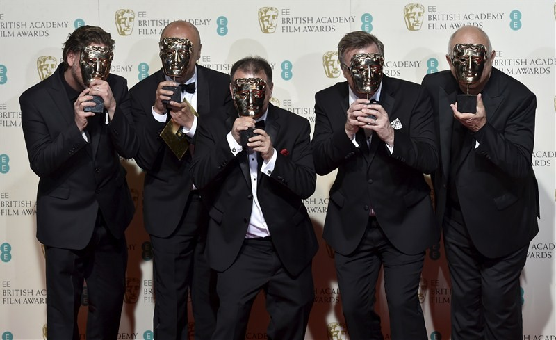 BAFTA awards 2016,BAFTA awards,BAFTA awards winners,BAFTA awards 2016 winners,Alejandro Inarritu,Leonardo DiCaprio,Caroline Bartleet,BAFTA awards pics,BAFTA awards images,BAFTA awards photos,BAFTA awards stills,BAFTA awards pictures,BAFTA awards 2016 pics