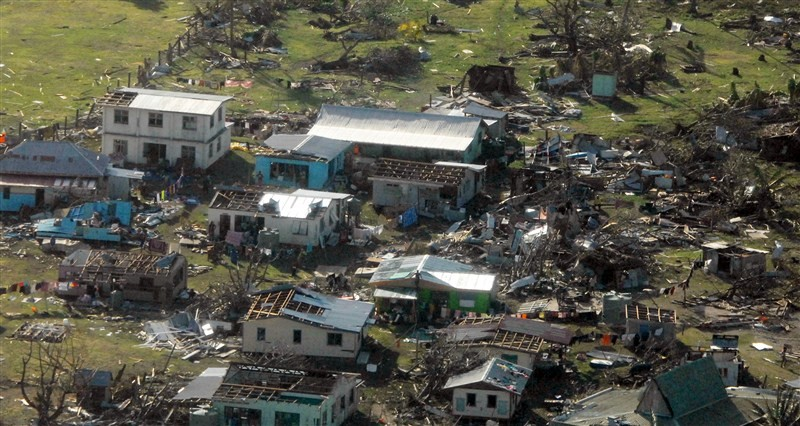 Cyclone Winston,Fiji's Cyclone Winston,Tropical Cyclone Winston,29 Killed in Fiji Cyclone,Fiji's Cyclone,isolated Fiji