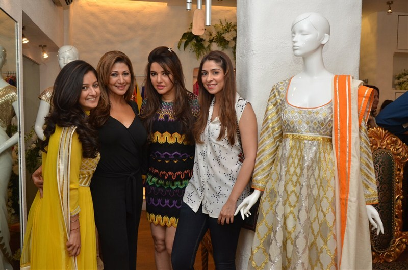 Abu Jani Sandeep Khosla introduced  an all new  unique diffusion line at their new store ASAL on Friday, 26th February 2016, in Bandra.