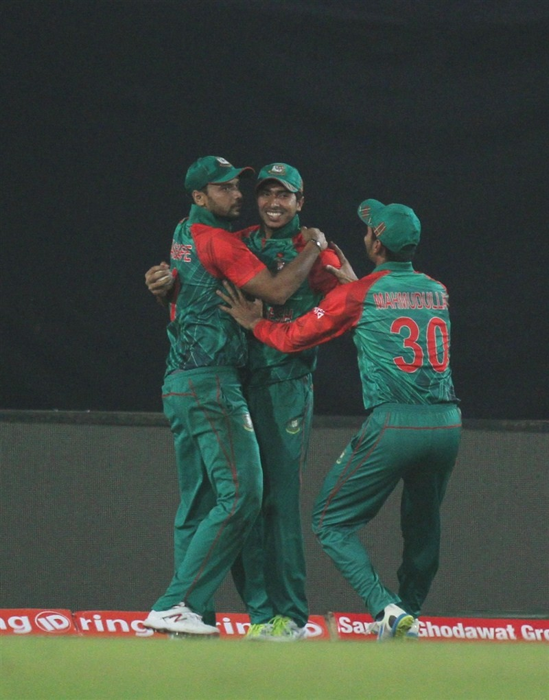 Bangladesh produced a superb all-round performance to outclass Sri Lanka by 23 runs in their Twenty20 International clash of the Asia Cup at the Sher-e-Bangla National Stadium here on Sunday.