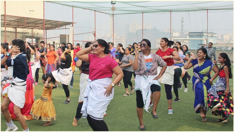 Nikhilesh Pillay and Shashank Sanas, Co-Founders of GAPA-Genesis Academy Of Performing Arts, have embarked on a journey of creating a niche in the world of fitness through a new dance workout called 'ROWDY'.