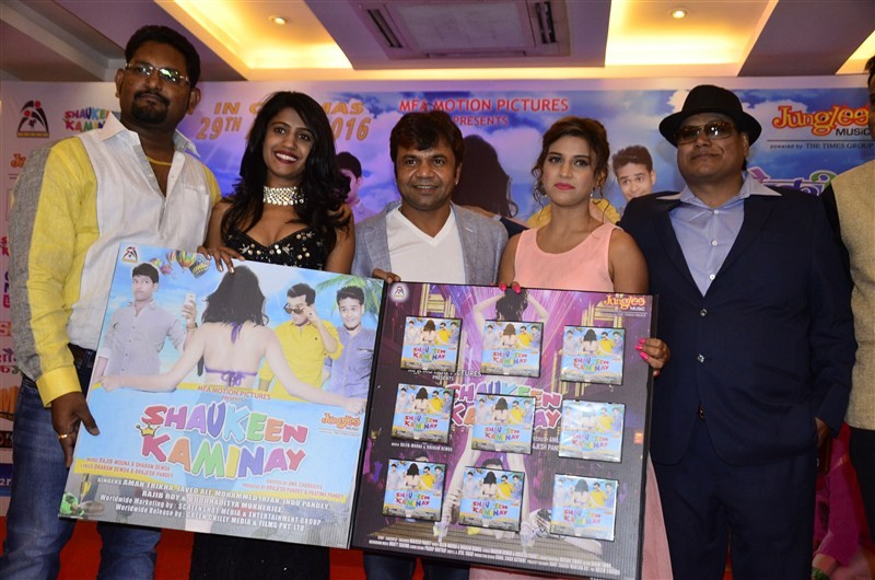 Shaukeen Kaminay,bollywood movie Shaukeen Kaminay,Shaukeen Kaminay movie,Shaukeen Kaminay audio,Shaukeen Kaminay audio launch,Shaukeen Kaminay music,Shaukeen Kaminay music launch,T.P. Agrawal