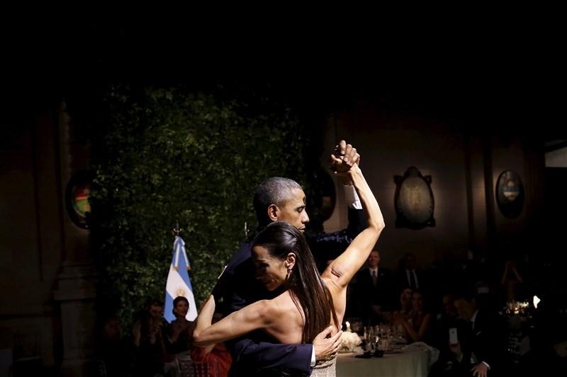 Obama,President Obama,Obama Dances The Tango,Obama at State dinner in Argentina,State dinner in Argentina,State dinner,Buenos Aires,Tango,Tango dance,Barack Obama,U.S. President Barack Obama,President Barack Obama