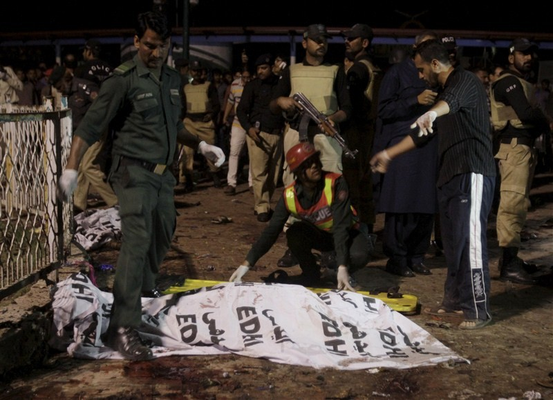 A powerful blast ripped through a public park in Lahore where Christian families were celebrating Easter on Sunday, killing 69 people and wounding over 250, mostly women and children.