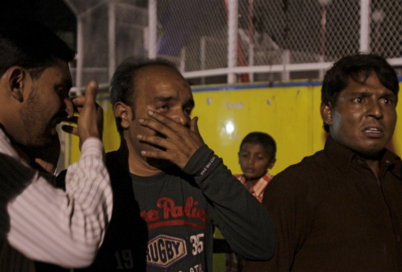 Lahore blast,Taliban suicide bomber targeting Christians kills 69,Taliban suicide bomber,Easter bombing targets Christians,Easter bombing,Christian families,Easter,Easter celebration